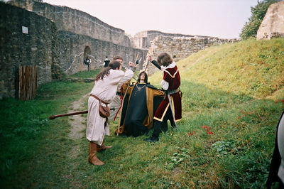 !!!!The 3rd  Medieval Festival in Romania!!!